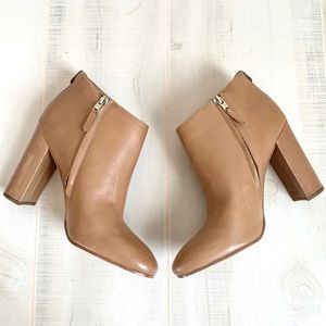 Sam Edelman Cambell Booties In Camel Size 8.5